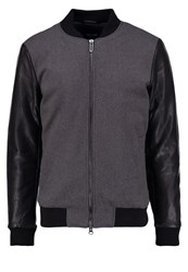 Only And Sons Onsoudie Bomber Jacket Black