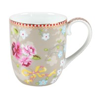 Pip Studio Small Chinese Rose Mug Khaki