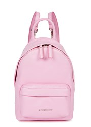 Givenchy Nano Pink Leather Backpack