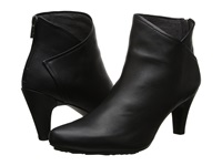 Tsubo Felecia Black Leather Women's Zip Boots