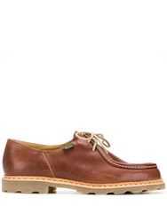 Paraboot Lace Up Shoes Brown