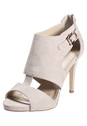 Anna Field High Heeled Sandals Beige