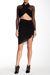 Bec And Bridge Wild Again Skirt Black