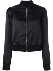 Philipp Plein Sweet Bomber Jacket Black