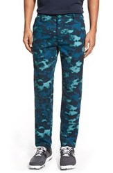 Ag Jeans Men's Ag Green Label 'Graduate' Slim Straight Leg Golf Pants Conception Blue Digital Blur