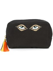 Figue Global Eye Bag Cotton Black