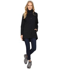 Merrell Atlas Bounce Long Jacket Black Women's Coat