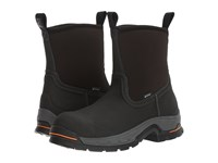 Timberland Linden 8 Alloy Safety Toe Waterproof Boot Black Men's Work Boots