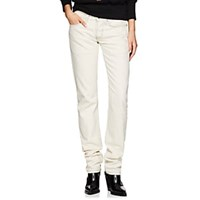 Helmut Lang Low Rise Skinny Jeans Neutral