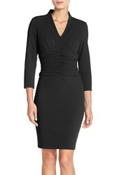 Women's Nydj 'Deanna' Stretch Crepe Sheath