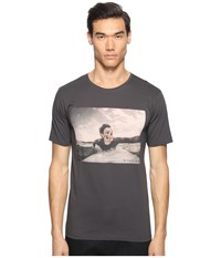 The Kooples Sport Surfing Skeleton T Shirt Khaki Men's T Shirt