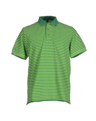 Sun 68 Topwear Polo Shirts Men Green