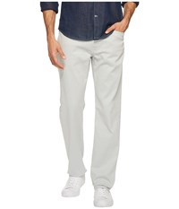 Agave Classic Straight Rincon Twill In High Rise High Rise Men's Clothing Silver