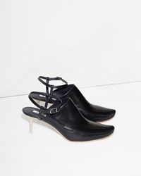 Acne Studios Nawel Shiny Pumps
