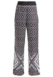 Comma Trousers Water Blue