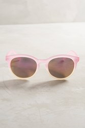 Anthropologie Flo Sunglasses Pink