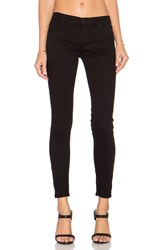 Black Orchid Amber Zipper Skinny Stay Back