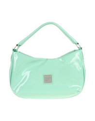 Gianfranco Ferre Gf Ferre' Handbags Light Green