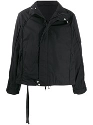 Unravel Project High Neck Boxy Fit Jacket 60