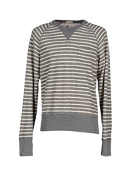 Todd Snyder Topwear Sweatshirts Men Grey