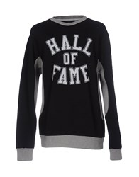 Hall Of Fame Sweatshirts Black