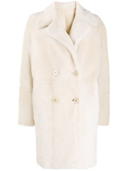 Drome Reversible Double Breasted Coat 60