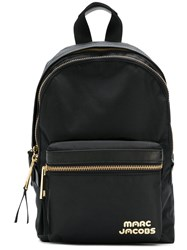 Marc Jacobs Trek Pack Medium Backpack Black