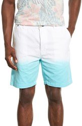 Men's Sol Angeles 'Freemont Aqua Dip' Chino Shorts