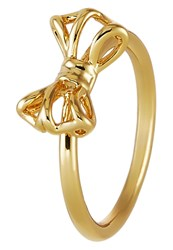 Ted Baker Ginniee Ring Goldcoloured