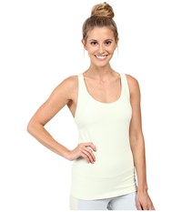 Alo Yoga Glance Bra Tank Top Icicle Women's Bra Blue