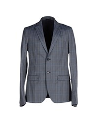 Patrizia Pepe Suits And Jackets Blazers Men Grey