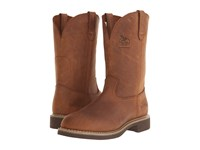 Georgia Boot G5814 11 Wellington Chestnut Men's Work Pull On Boots Brown