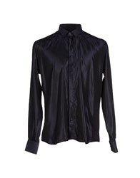 Maestrami Shirts Shirts Men Dark Blue