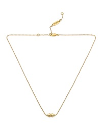 Vita Fede Renata 24K Gold Plated Spike Pendant Necklace