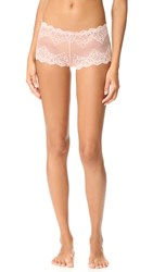 Only Hearts Club So Fine Lace Hipster Briefs Apricot