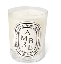 Diptyque Ambre Scented Candle 190G Colorless