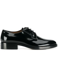 Givenchy Lace Up Derby Shoes Black