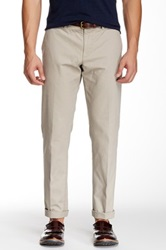 Original Penguin Basic Solid Slim Pant 32 34' Inseam Beige