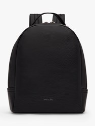 Matt And Nat Dwell Collection Olly Vegan Backpack Black