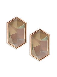 Nocturne Lygia Clip On Earrings Gold