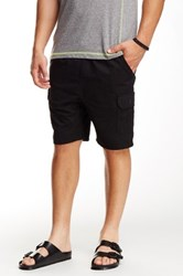 Burnside Novelty Short Black