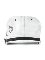 Nasir Mazhar Stylised Baseball Cap White