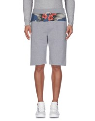 Macchia J Bermudas Light Grey