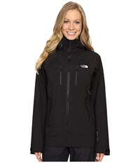 The North Face Dihedral Shell Jacket Tnf Black Women's Coat