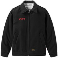 Wtaps Tour Jacket Black