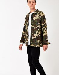 Dickies Kempton Shirt Camo Multi