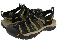Keen Newport H2 Black Stone Gray Men's Sandals