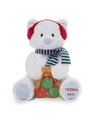 Godiva Holiday Plush Bear And Chocolate Set No Color