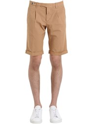 Gta Slim Light Gabardine Stretch Shorts