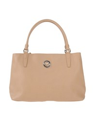 Piero Guidi Handbags Beige